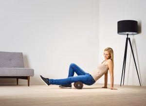 Blackroll, Massagerolle, was hilft gegen Cellulite